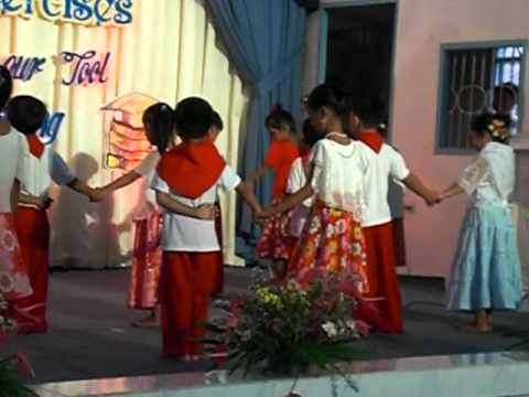 Polka Sa Nayon (tin's Performance).mov video