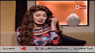 بوضوح - نجلاء بدر ... قبلتي في فيلم قدرات غير عادية كانت حقيقية ومش هكررها