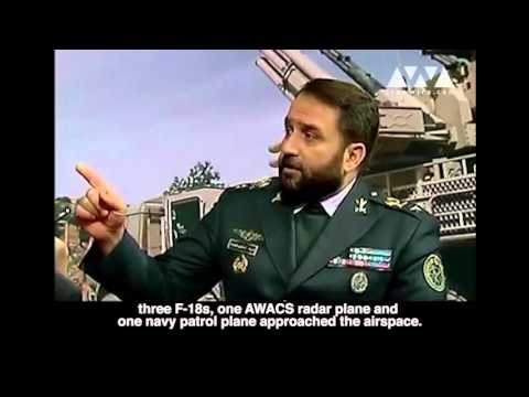 """""""We had 12 Missiles Pointed at the Americans"""": Iranian General on State TV"""