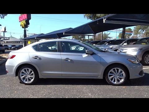2017 Acura ILX San Antonio, Austin, Houston, Dallas, Boerne, TX A70453