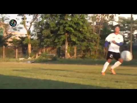Burmese woman's football team prepare for 2016