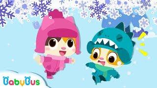 Winter Song | Playground Song | Nursery Rhymes | Kids Songs | Toddler Songs | Baby Cartoon | BabyBus