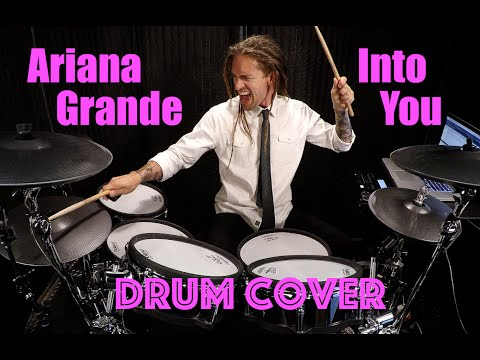 Ariana Grande - Into You - Nick Oshiro (Drum Cover)