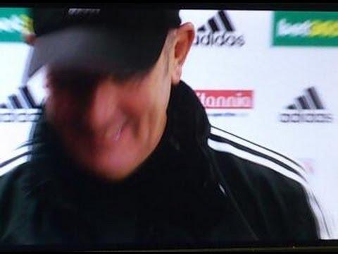 Tony Pulis on Ryan Shawcross Stoke City Liverpool 051012 snippet