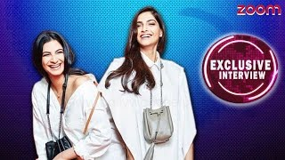 Download Sonam Kapoor & Rhea Kapoor In A Candid Conversation | Exclusive 3Gp Mp4