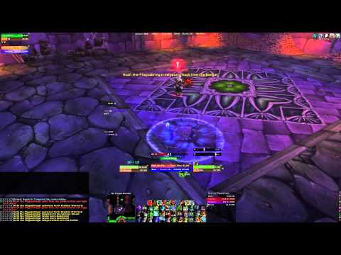 Hunter Solo: Noth The Plaguebringer (naxxramas 10) video