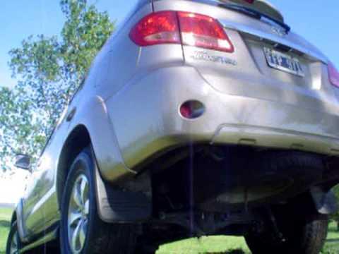 PruebautoS trepado test a la Toyota Hilux SW4
