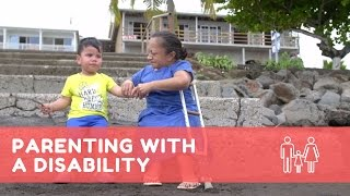 Samoan Mum with Dwarfism: Update
