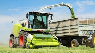 CLAAS JAGUAR 940 Dynamic Power | AGRALL servis