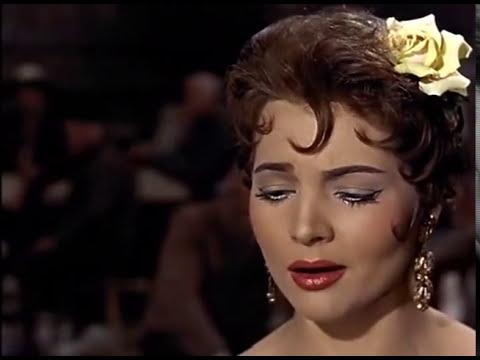 Sara Montiel - Carmen la de Ronda - Gitana (Falsa moneda)