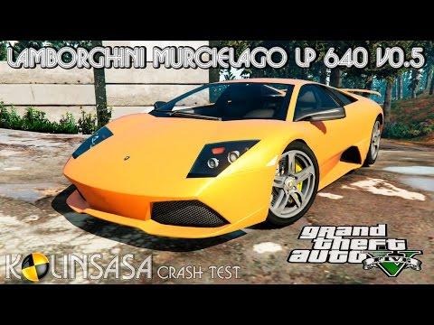 Lamborghini Murcielago LP 640 v0.5