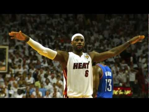 LeBron James - Journey to the Ring HD