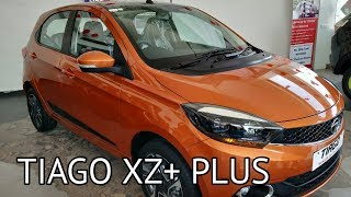 Tata Tiago XZ+ PLUS Variant , Model 2019 In Hindi