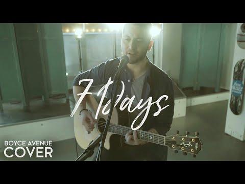 Craig David - 7 Days (Boyce Avenue acoustic cover) on Apple & Spotify