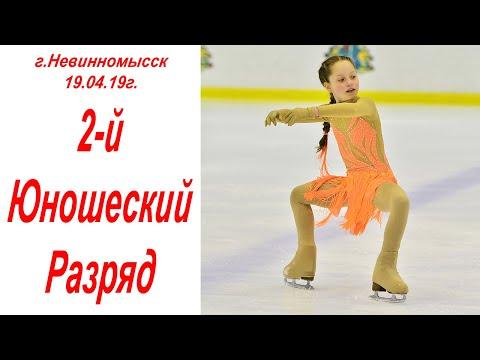 Невинномысск 19.04.19г 2й Юношеский Разряд 2010гр И Младше