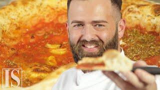 Pizza napoletana fatta in casa: la ricetta di Vincenzo Capuano