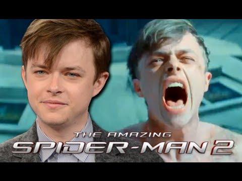 Dane Dehaan Talks Alternate Scenes In The Amazing Spider-Man 2, New BTS Video
