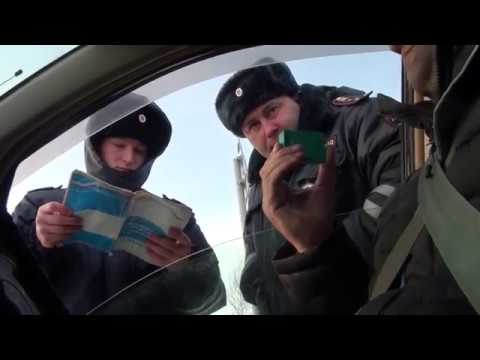Казань: ДПС Стажер, когда остановил не ту машину