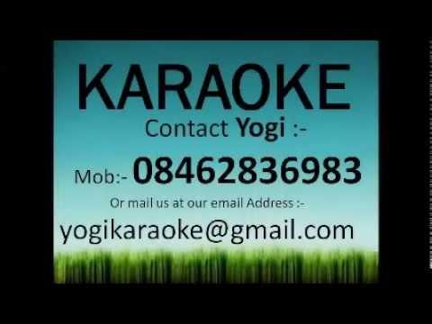 Apni To Jaise Taise Karaoke Track video