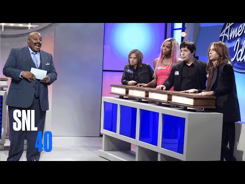 Celebrity Family Feud - Saturday Night Live