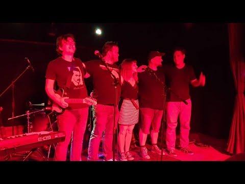 García Lorca Halott - S8 Underground Club -=koncert=- [részletek]