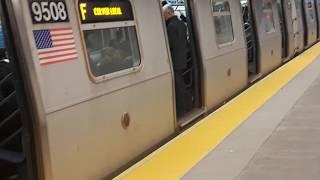 R160A-1 M & R160A-2 F Local Trains @ 23rd Street: Part 2