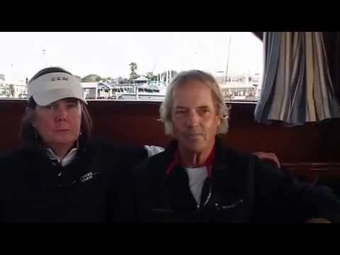 Interview Steve & Heidi Benjamin at Quantum Key West Race Week 2015