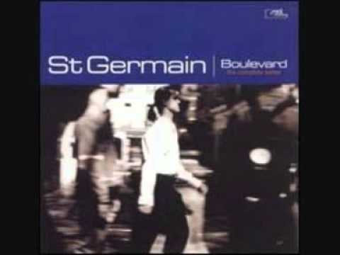 St. Germain - Deep In It