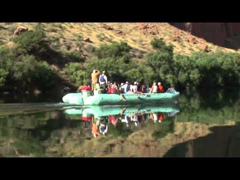 Raft The Canyon