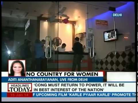 Delhi: Danish tourist claims she was gang raped