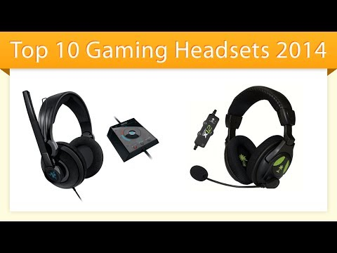 Top 10 Gaming Headsets 2014 | Best Gaming Headset Review