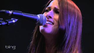 Cassadee Pope - Wasting All These Tears (Live in the Bing Lounge)