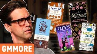 Vegan Chocolate Taste Test