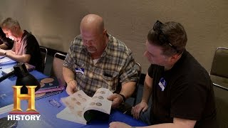Pawn Stars: 1915 Panama Pacific Octagonal Gold Coin | History
