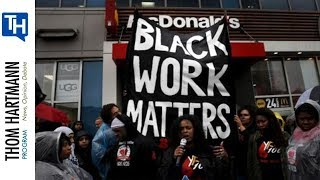 If Donald Trump Really Had a Working Class Message, Why Didn't the Black Working Class Vote For Him?