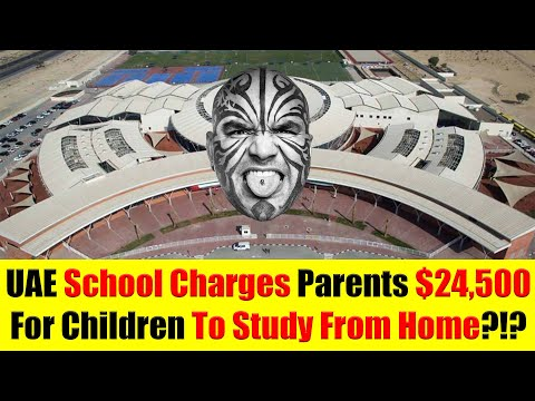 Loy Machedo Video #3329 - UAE School Charges Parents $24,500 For Children To Study From Home?!?!