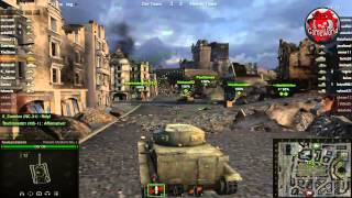 World Of Tanks |Gameplay| [II X4 631 & HD6450 1GB]