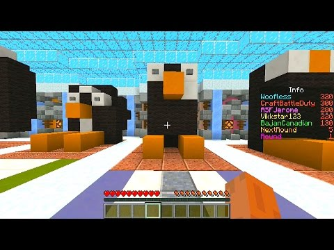 Minecraft CHRISTMAS BLITZ BUILD #3 with The Pack (Minecraft Mini-Game)