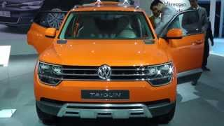 Volkswagen Taigun – Compact SUV Auto Expo 2014 India