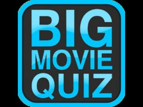 BIG MOVIE QUIZ Stage 1 Answers