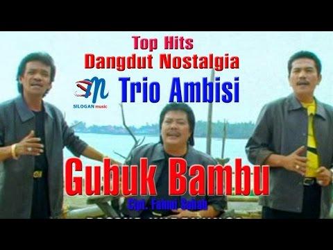 Trio Ambisi - Gubuk Bambu (Official Music Video)