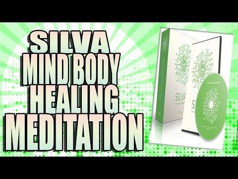 Silva Power Of Mind Body Healing Exercise Meditation