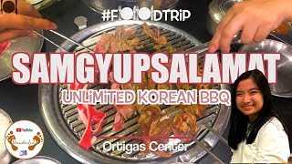Unlimited Korean BBQ at Samgyupsalamat Galleria | Metro Manila | Philippines | We.Are.Wanderful
