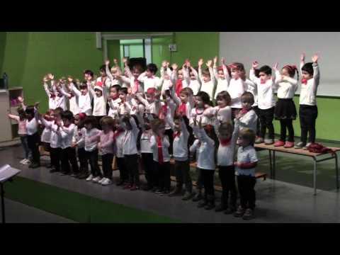 Escola Fort Pienc - Concert de Nadal 2015 - P3