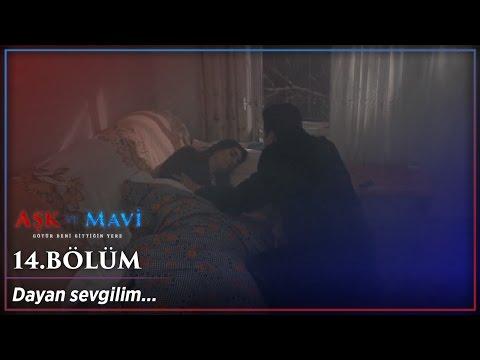 Aşk ve Mavi 14.Bölüm - Ali Mavi ve Ailesini Kurtarıyor!