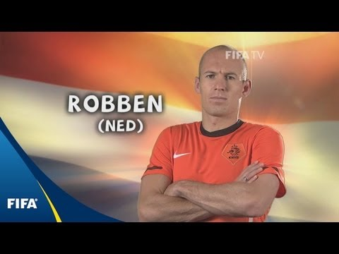 Arjen Robben - 2010 FIFA World Cup