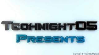 Technight05 Intro HD (Cinema 4D)