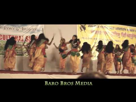 Dahal Thungri---Bodo traditional dance(Constitution Club,Delhi 2010)