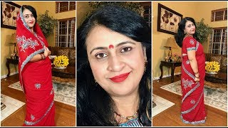 download lagu Karwa Chauth 2017 Easy Makeup Look For Indian Women gratis