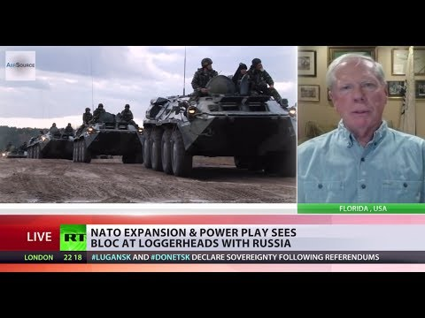 'US wants new Cold War, Russia should ignore it'